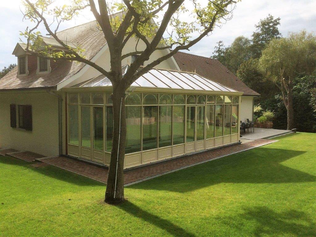 Verandas en aluminium for 3 piani di veranda stagionale