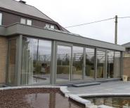 Aluminium Veranda - Hoeilaart