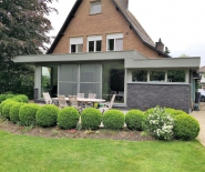 Aluminium Veranda Willebroek