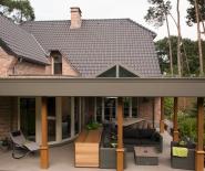 pergola-met-plat-dak-en-lichtstraat-tremelo-4