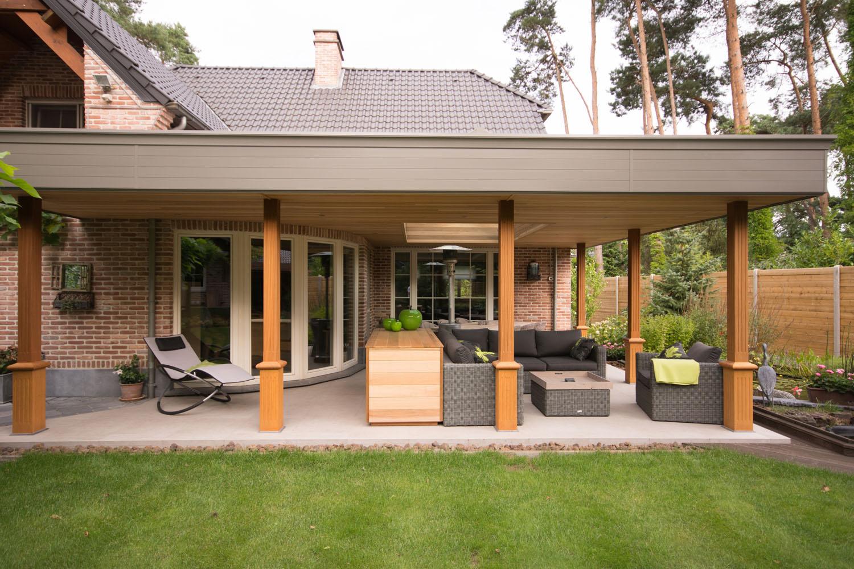 pergolas et toitures de terrasse. Black Bedroom Furniture Sets. Home Design Ideas